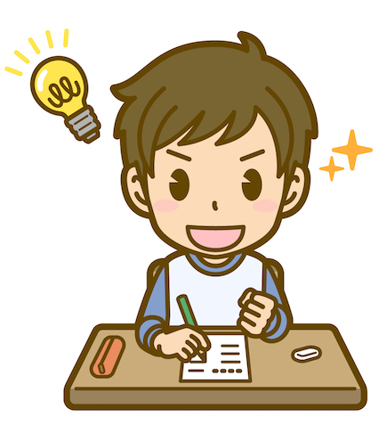 中学受験国語の勉強法:記述問題・記号選択問題で正解率を上げる解答のコツ!